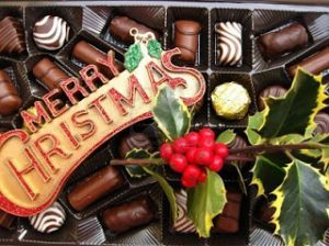 Merry Christmas Chocolates